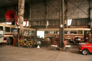 Garage moderne